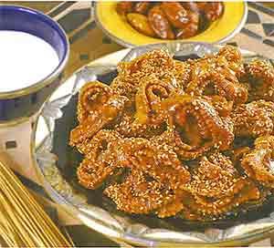 halwa chébakia recette pour le ramadan